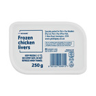 PnP No Name Frozen Chicken Livers 250g