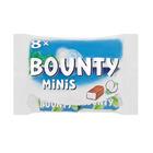 Bounty Chocolate Bars Minis 250g