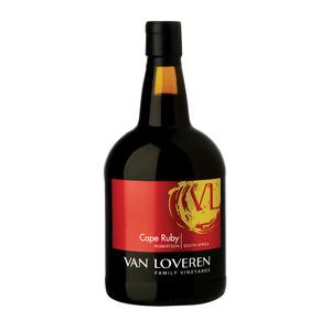 Van Loveren Port 750 ml