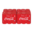 Coca-Cola Can 200ml x 24