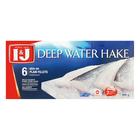 I&J Deep Water Hake Fillets 800g