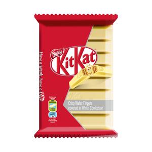 Nestle Kitkat 8 Finger White 85g