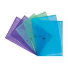Croxley Envelope A4 2 Pack Assorted