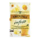 TWININGS TEA CAMOMIL HON&VAN INFUSO 20EA