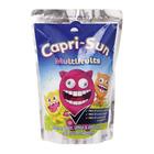 Capri-sun Multi Fruits Juice 200 ML