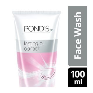 Ponds Lasting Oil Control Face Wash 100ml