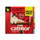 Catmor Catfood Pouch M P 85g 20ea