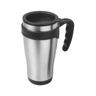 Leisure-quip 470ml Stainless Steel Travel Mug