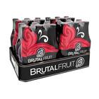 Brutal Fruit Strawberry NRB 275 ml x 24