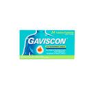 Gaviscon Antacid Tablets Peppermint 24ea