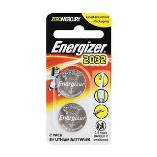 Energizer Lithium Coin Batteries 2032bs