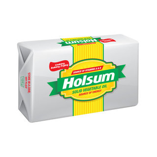 Holsum Pure White Cooking Fat 125g x 10