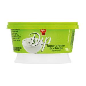 Epic Sour Cream & Chives Dip 125g