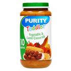 Purity 10+ Months Toddler Vegetable & Lamb Casserole Jar 250ml