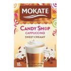 Mokate Candy Shop Cappuccino Sweet Creamy 24g x 10