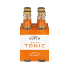 Double Dutch Indian Tonic Water 200ml x 4