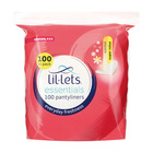 Lil-lets Essentials Pantyliners Scented 100s