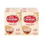 Nestle Cerelac Infant Cereal Regular 250g x 6