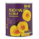 PnP Peach Halves 820g