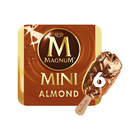 Ola Magnum Ice Cream Mini Almond 6s