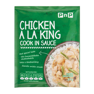 PnP Chic Ala King Sauce 55g