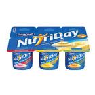 Danone Nutriday Mixed Fruit Strawberry Banana Yoghurt 6ea