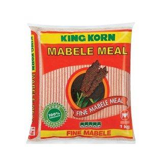 King Foods Fine Mabela Meal 1kg