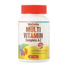 Wellvita Multivitamin A-z Softgels 30ea