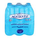 Aquartz Still Mineral Water 500ml x 6