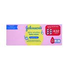 Johnson's Extra Sensitive Baby Wipes 432s