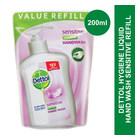 Dettol Hygiene Liquid Hand Wash Sensitive Refill 200ml