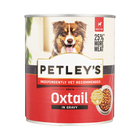 Petley's Dog Rich In Oxtail&gravy 775gr