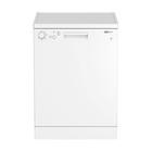 Defy 12 Place Dishwasher White