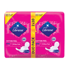 Libresse Maxi Pads Cotton Feel Norm Duo 20ea
