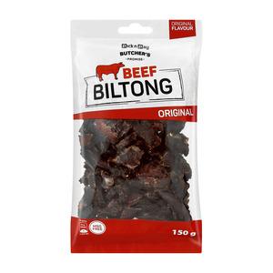 PnP Sliced Beef Biltong 150g