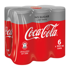 Coca-Cola Light Can 300ml x 6