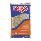Imbo Brown Lentils 500g
