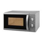 AIM Manual Microwave Oven Silver 20l