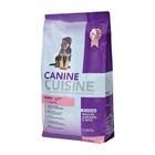 Canine Cuisine Dog Food Puppy Chicken & Rice 1.75kg