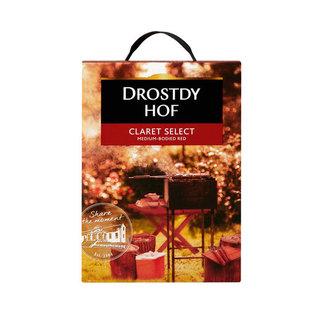 Drostdy-Hof Claret 5 l x 4