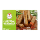 Fry's Vegan Traditional Sausages 500g