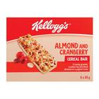 Kellogg's Bar Almond&cranberry 5x33gr