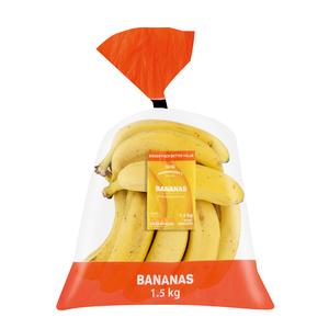 PnP Bananas 1.5kg