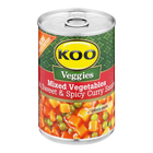 Koo Sweet And Spicy Vegetable Curry 420g