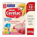 Nestle Cerelac Stage 4 Strawberry 250g