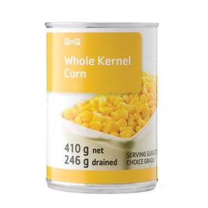 PnP Whole Kernel Corn 410g