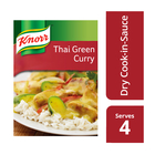 Knorr Cook In Sauce Thai Green Curry 47g