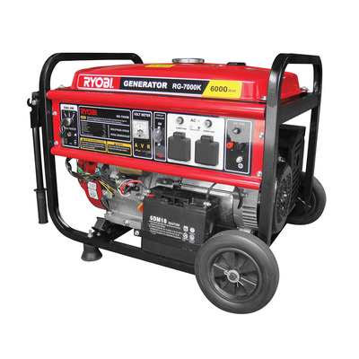 Ryobi 6 5 kVA Key Start Generator | each | Unit of Measure