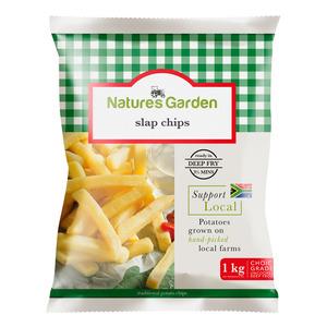 Natures Garden Slap Chips 1kg