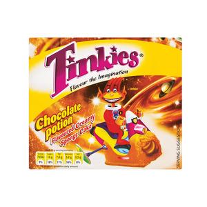 Tinkies Chocolate Potion Flavoured Creamy Sponge Cake 6s